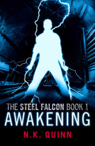 N.K. Quinn Awakening - book 1 in the Steel Falcon series