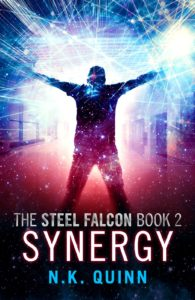 N.K. Quinn Synergy - book 2 in the Steel Falcon series