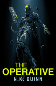 N.K. Quinn The Operative part of the Steel Falcon series